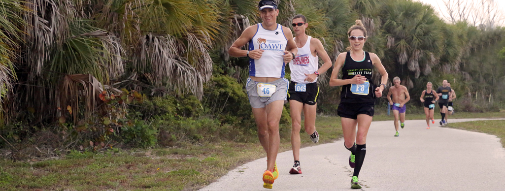 Registration for the Fort De Soto 15K & 5K